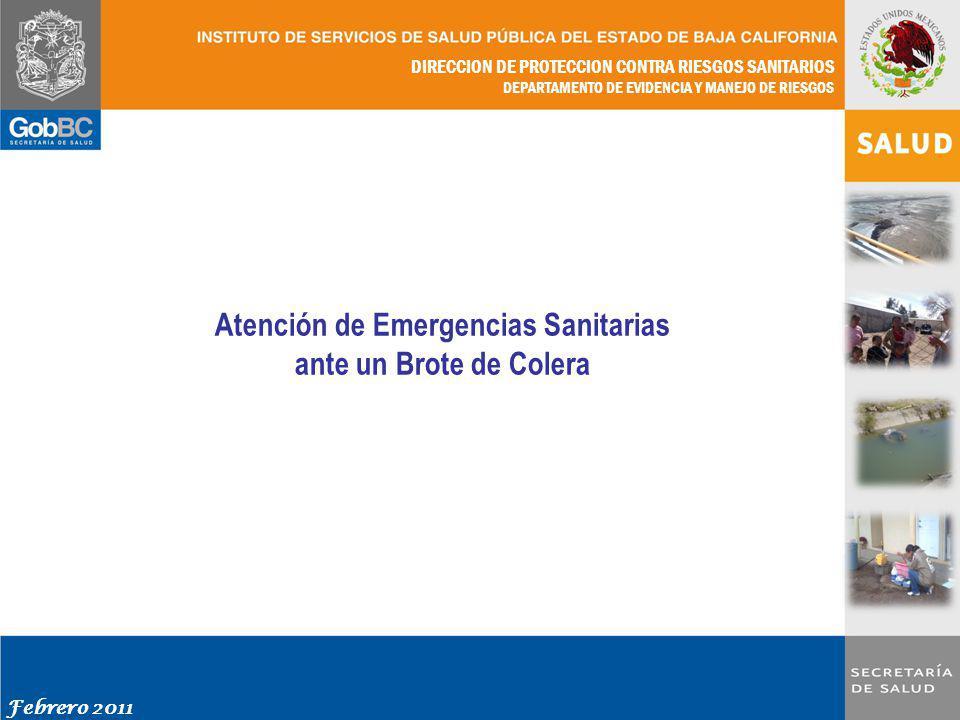 Atención de Emergencias Sanitarias