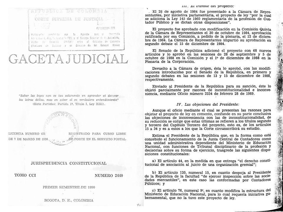 9. Junta Central de Contadores