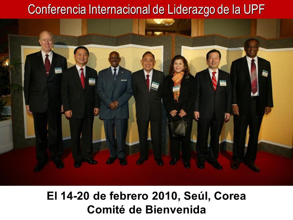 El 14-20 de febrero 2010, Seúl, Corea