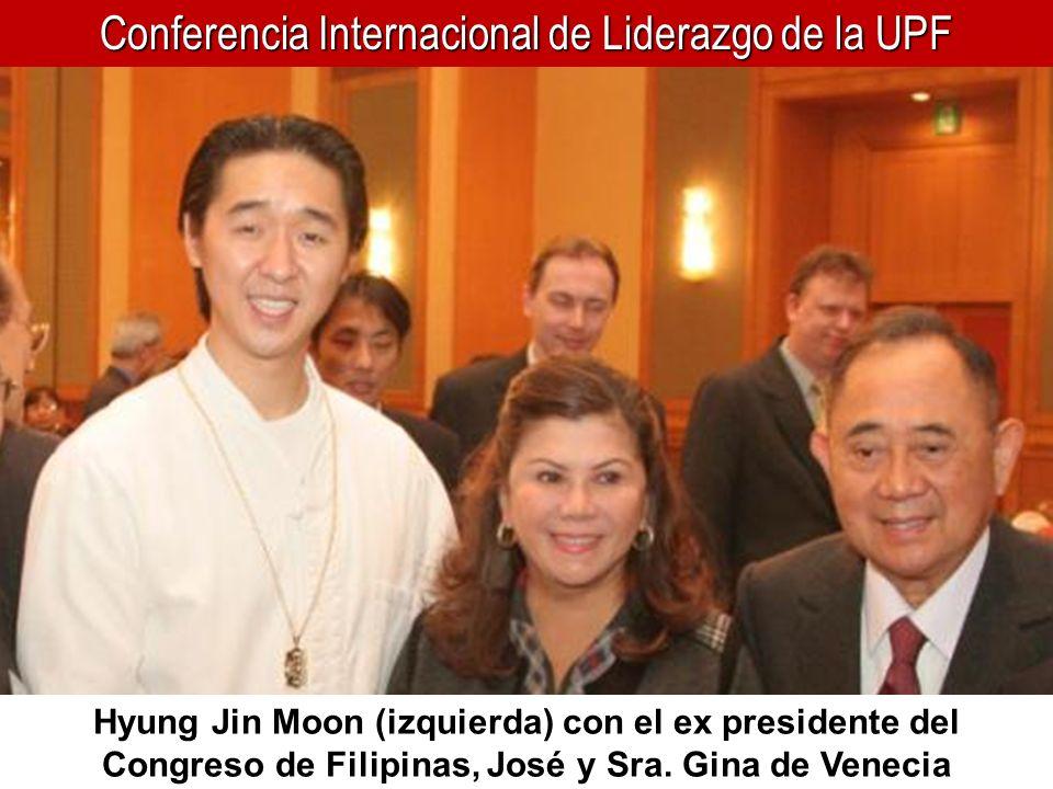 Conferencia Internacional de Liderazgo de la UPF