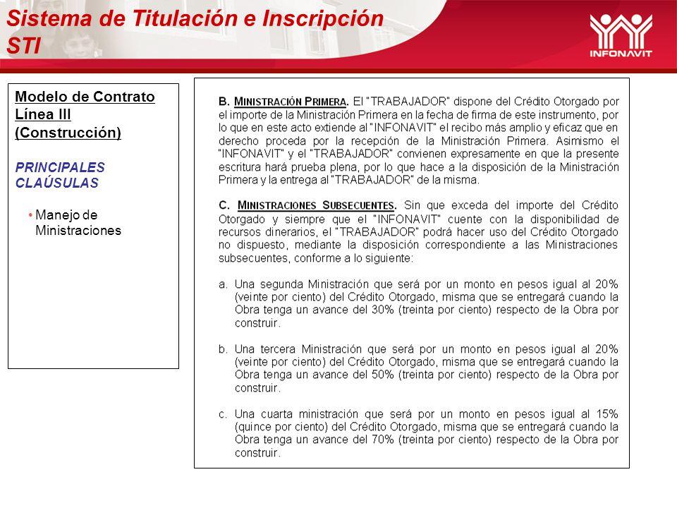 Sistema de Titulación e Inscripción STI