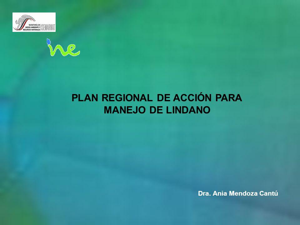PLAN REGIONAL DE ACCIÓN PARA