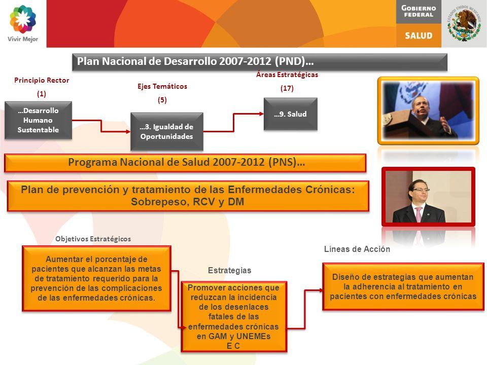 Plan Nacional de Desarrollo 2007-2012 (PND)…
