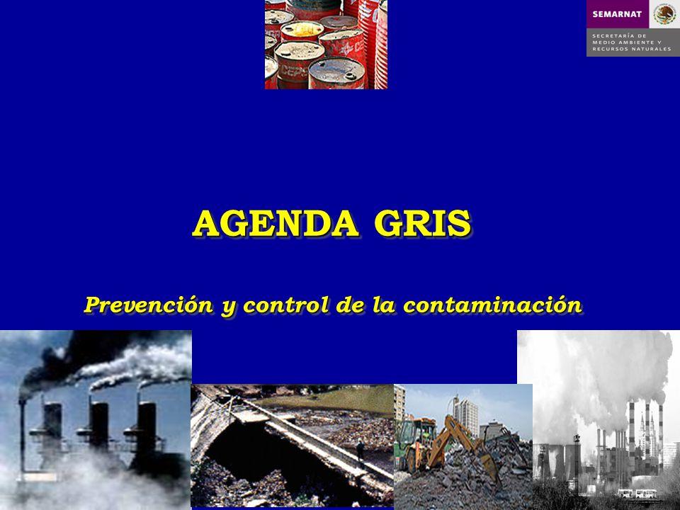 Prevención y control de la contaminación