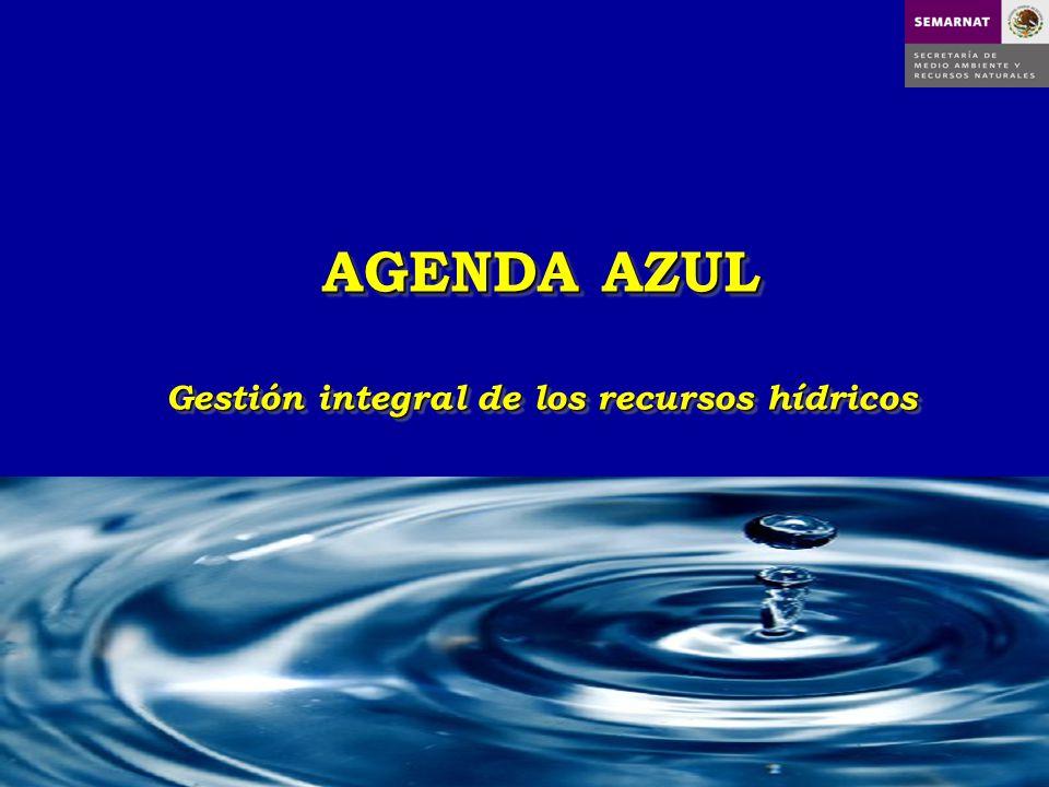 Gestión integral de los recursos hídricos