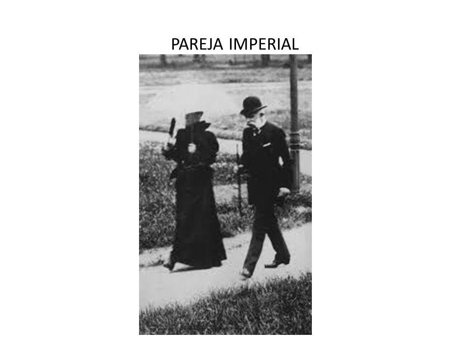 PAREJA IMPERIAL