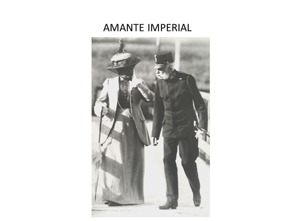 AMANTE IMPERIAL