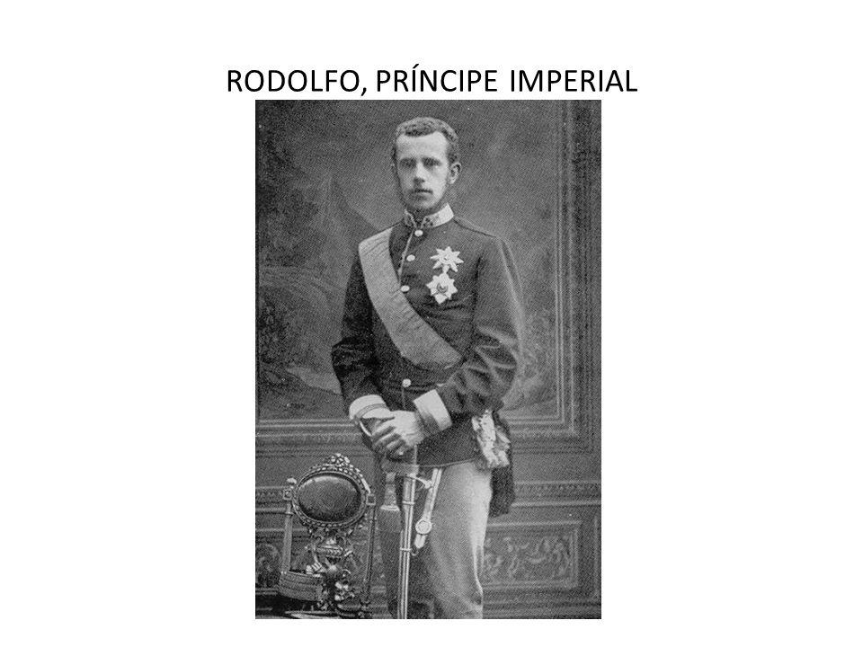 RODOLFO, PRÍNCIPE IMPERIAL