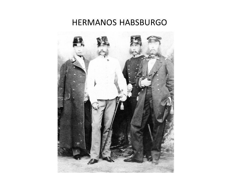 HERMANOS HABSBURGO