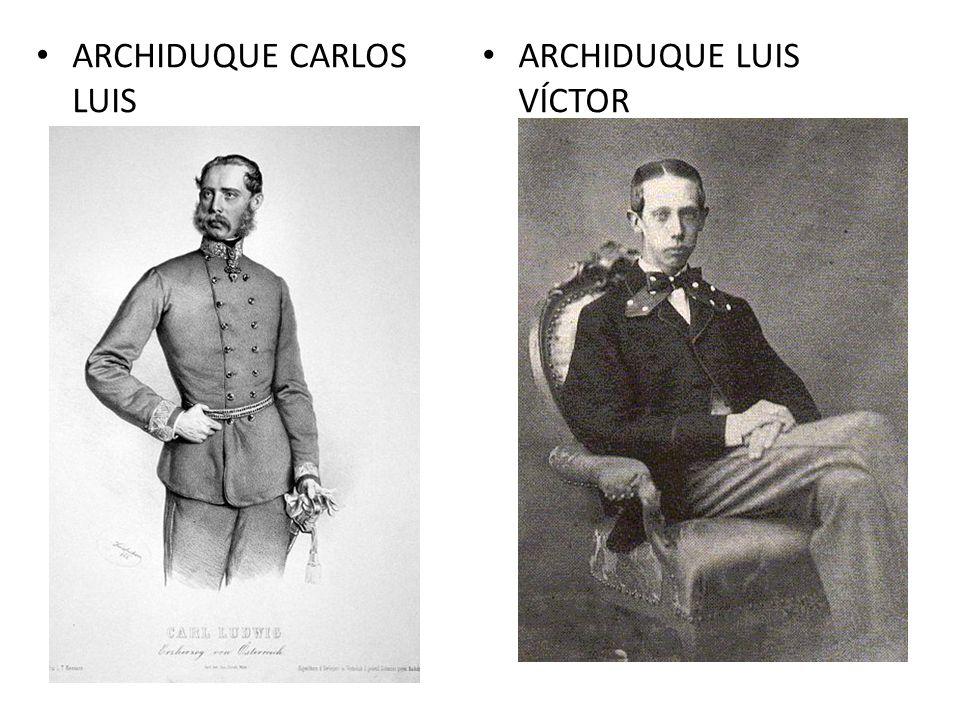 ARCHIDUQUE CARLOS LUIS