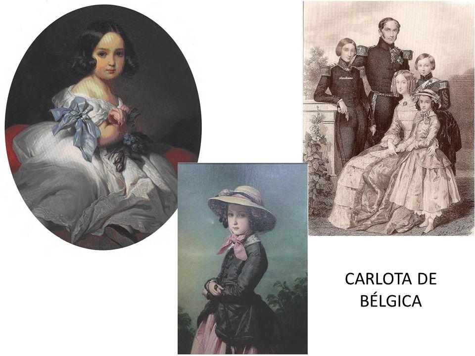 CARLOTA DE BÉLGICA
