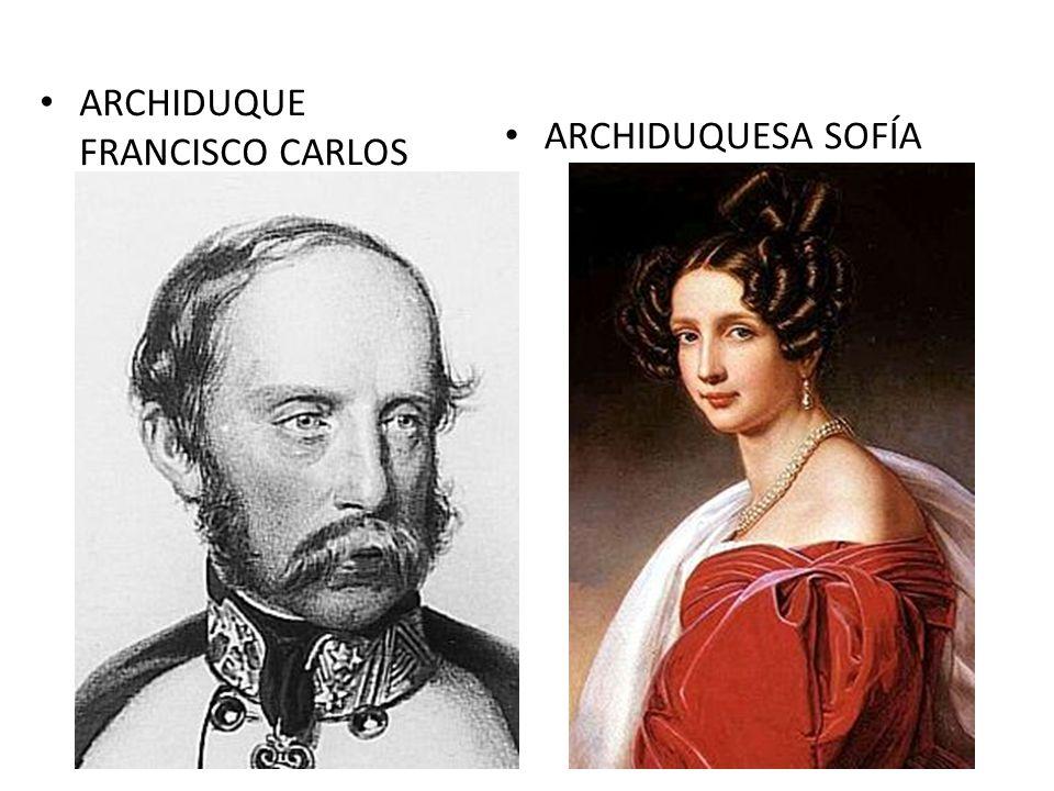 ARCHIDUQUE FRANCISCO CARLOS