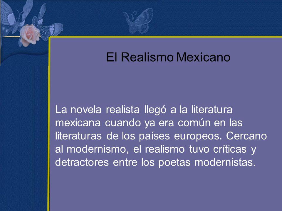 El Realismo Mexicano