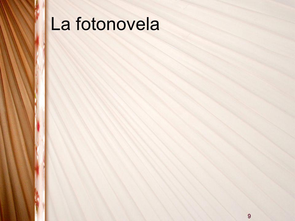 La fotonovela 9