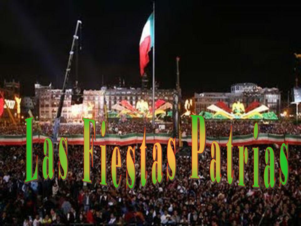 Las Fiestas Patrias 5