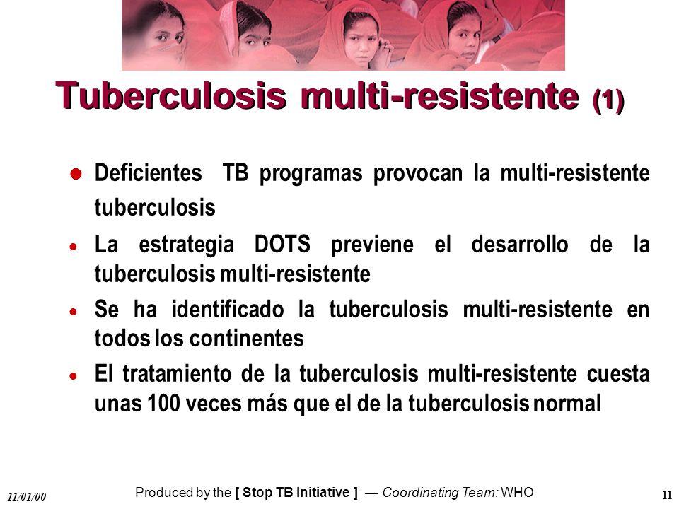 Tuberculosis multi-resistente (1)