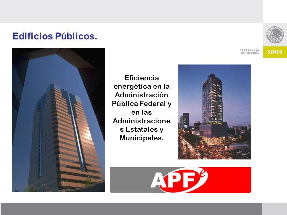 Edificios Públicos.