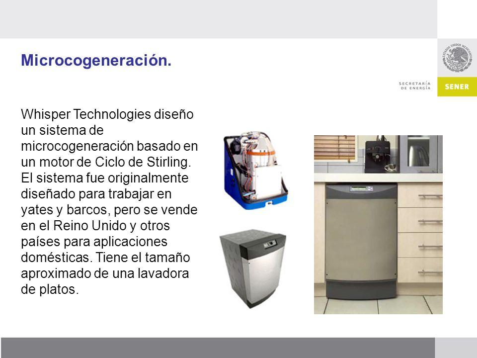 Microcogeneración.