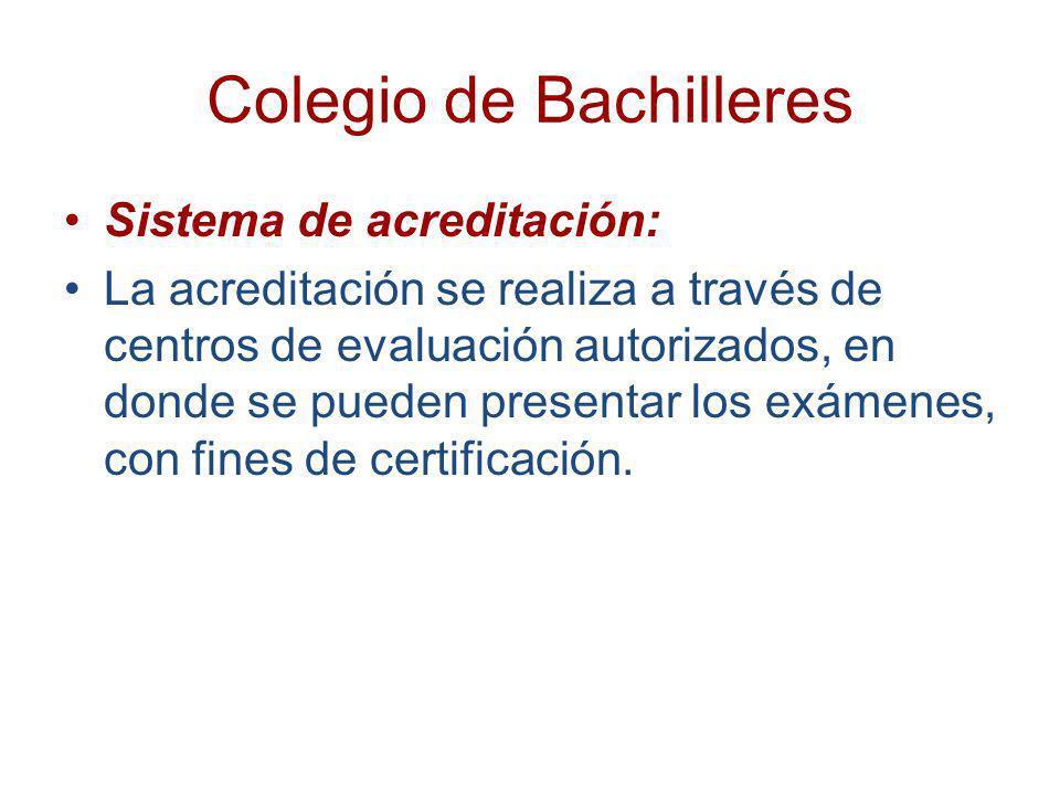 Colegio de Bachilleres