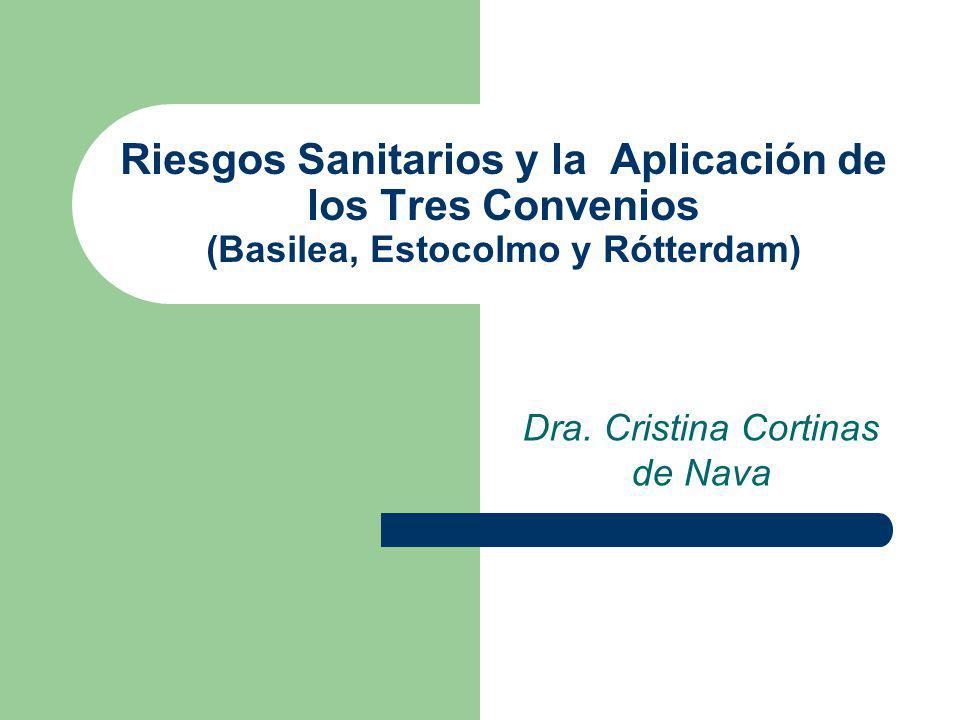 Dra. Cristina Cortinas de Nava