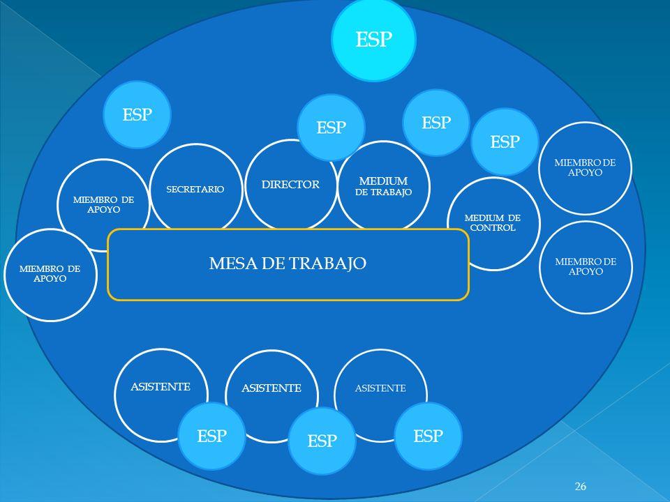 MESA DE TRABAJO DIRECTOR MEDIUM DE TRABAJO ASISTENTE ASISTENTE