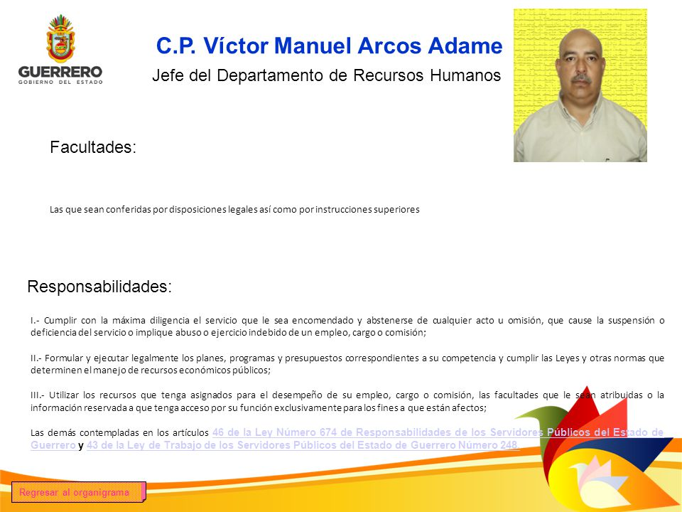 C.P. Víctor Manuel Arcos Adame