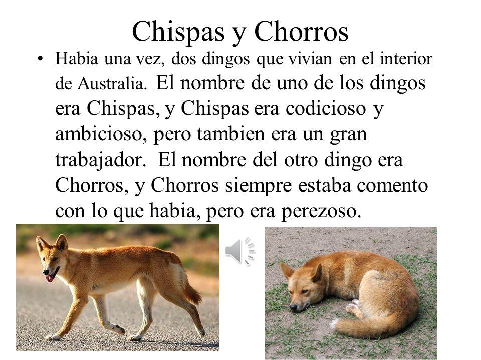 Chispas y Chorros