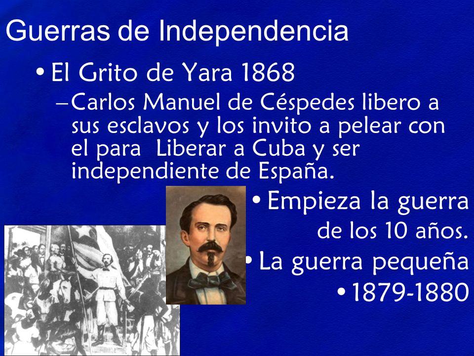 Guerras de Independencia