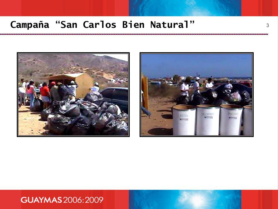 Campaña San Carlos Bien Natural