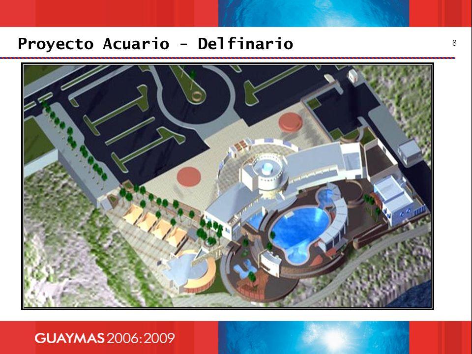 Proyecto Acuario - Delfinario