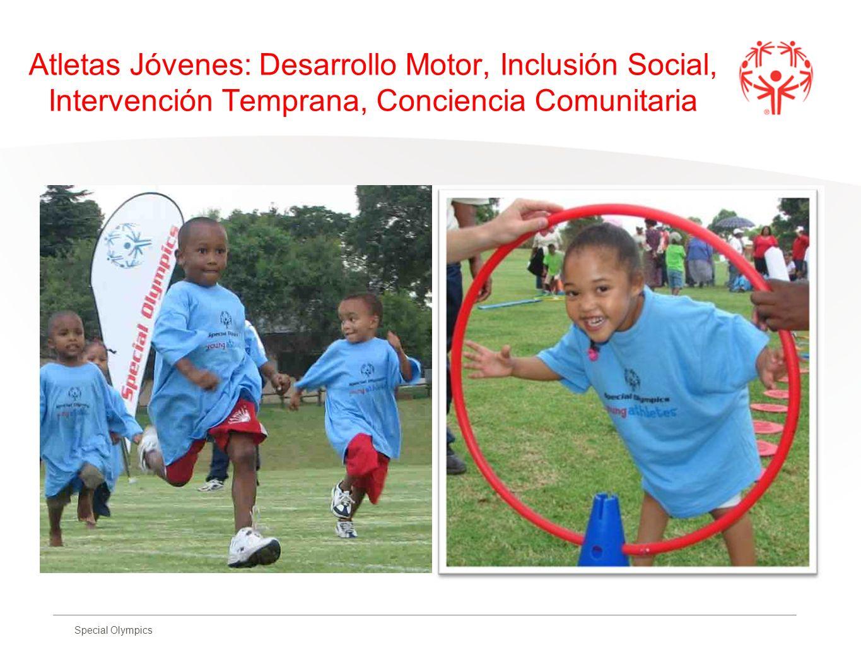 Atletas Jóvenes: Desarrollo Motor, Inclusión Social, Intervención Temprana, Conciencia Comunitaria