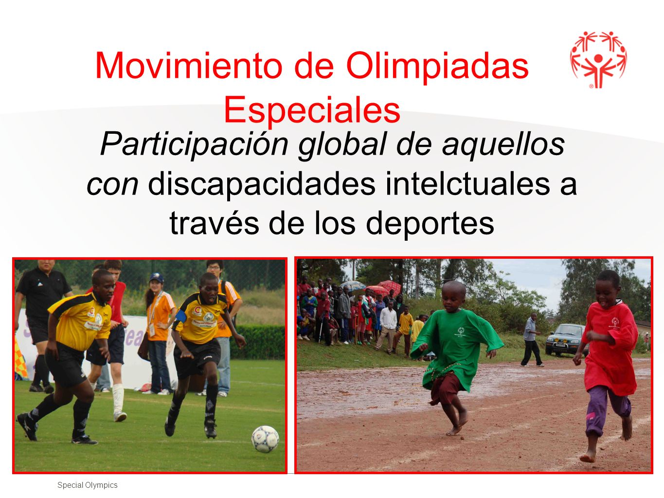 Movimiento de Olimpiadas Especiales
