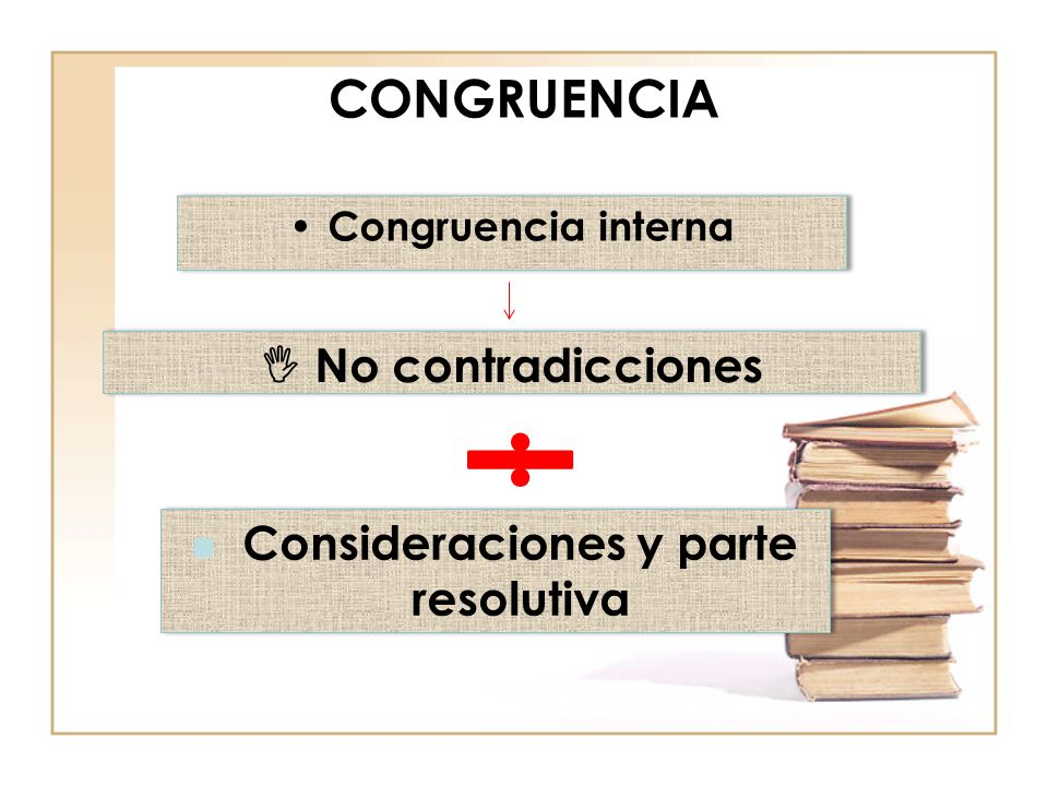 Consideraciones y parte resolutiva