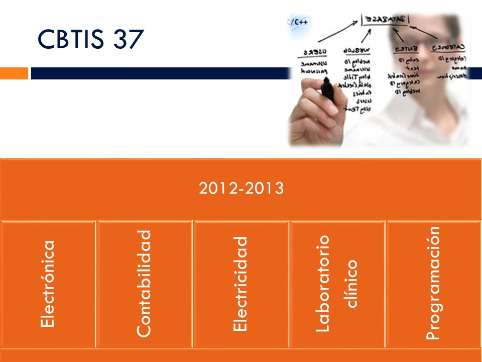 CBTIS 37 2012-2013 Electrónica Contabilidad Electricidad Laboratorio