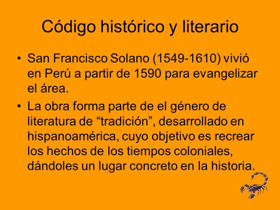 Código histórico y literario