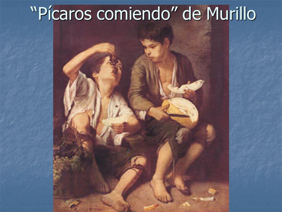 Pícaros comiendo de Murillo