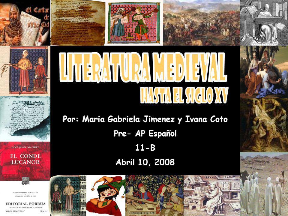 Por: Maria Gabriela Jimenez y Ivana Coto