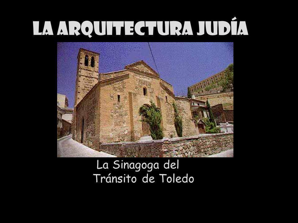 La Sinagoga del Tránsito de Toledo