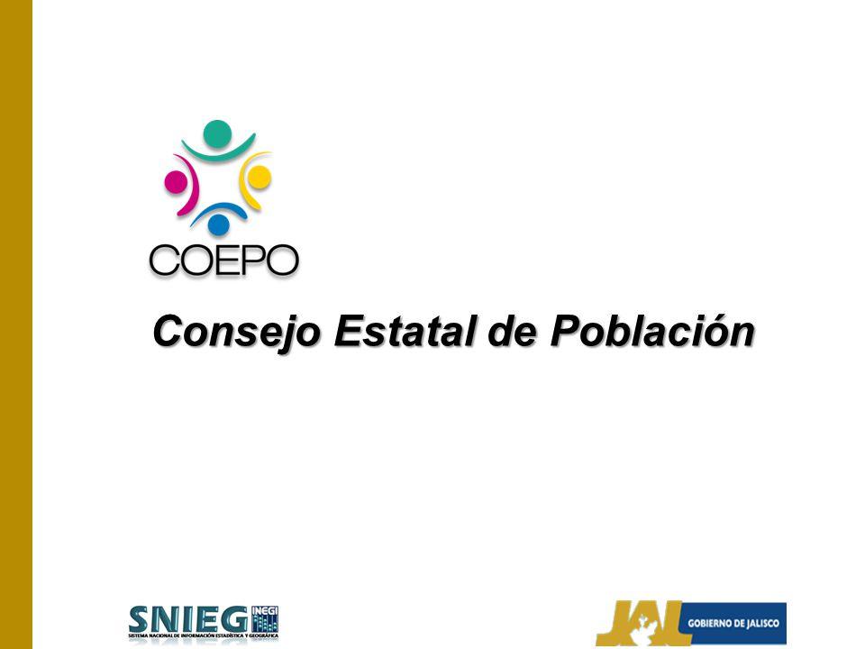 Consejo Estatal de Población