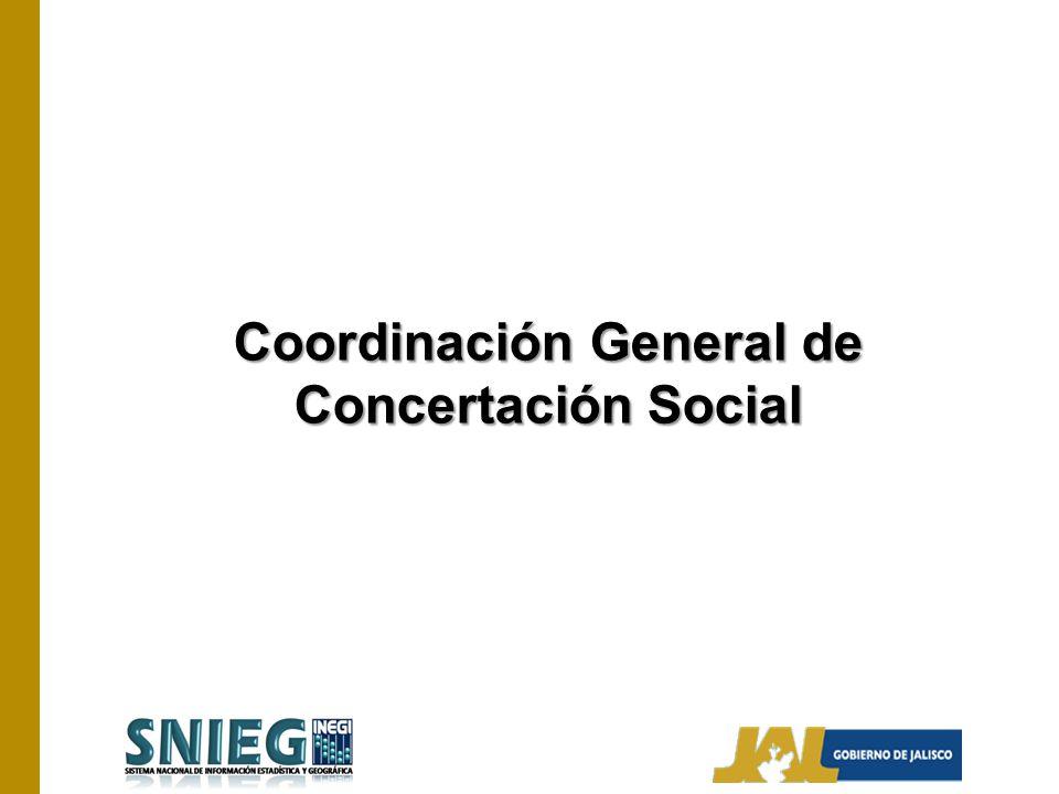 Coordinación General de