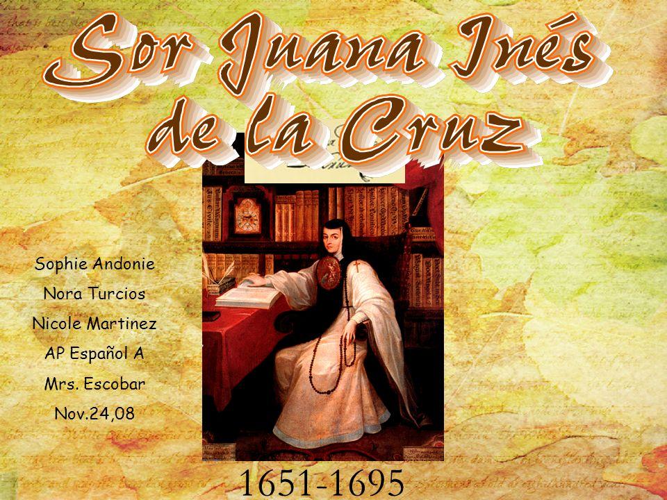 1651-1695 Sophie Andonie Nora Turcios Nicole Martinez AP Español A