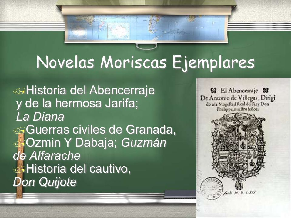 Novelas Moriscas Ejemplares