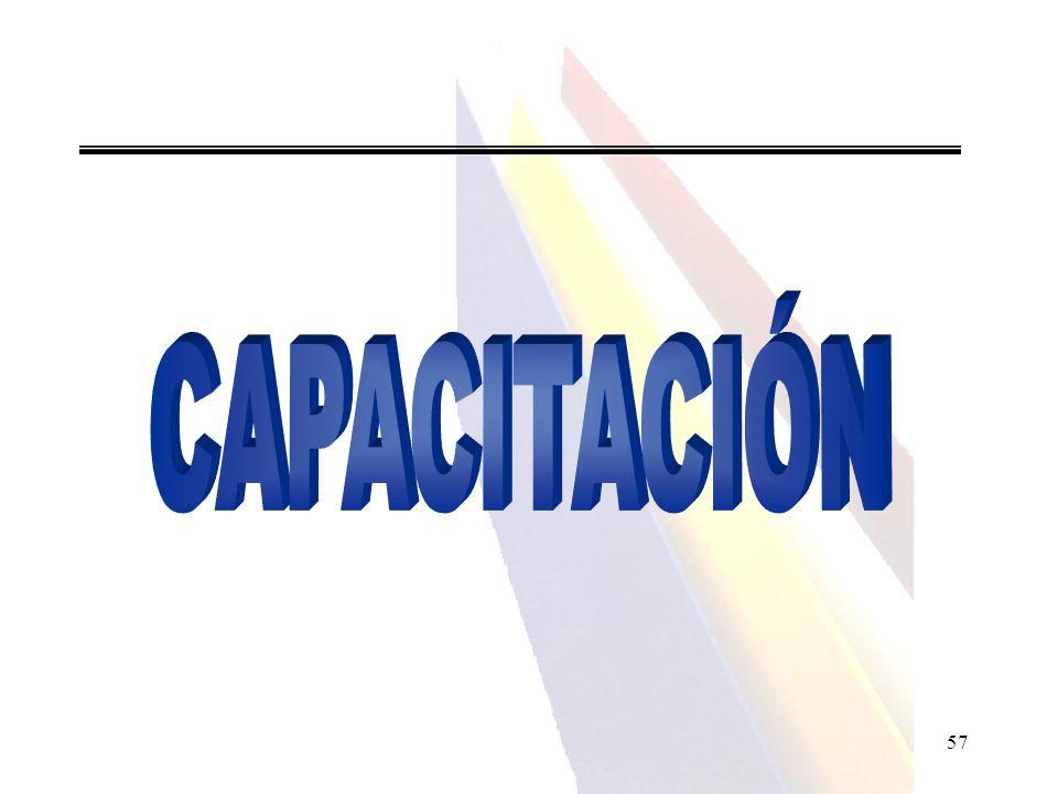 CAPACITACIÓN 57 57