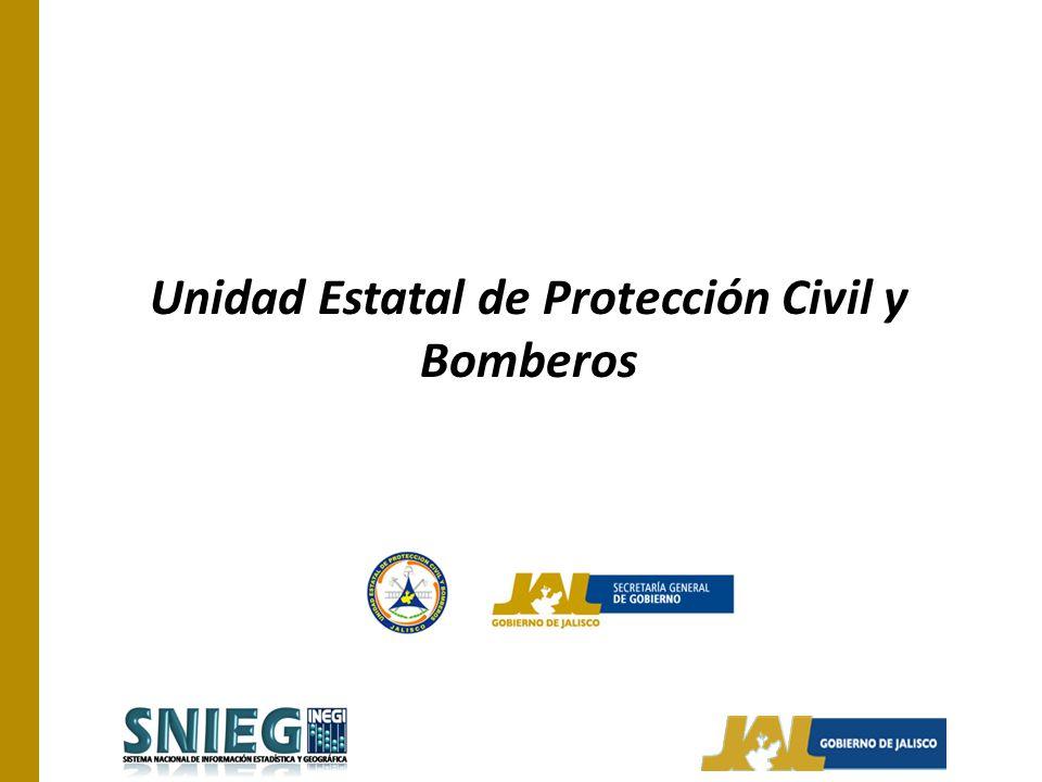 Unidad Estatal de Protección Civil y Bomberos