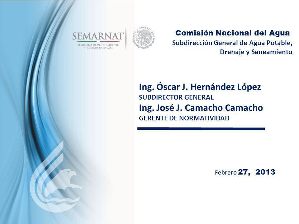 Ing. Óscar J. Hernández López Ing. José J. Camacho Camacho