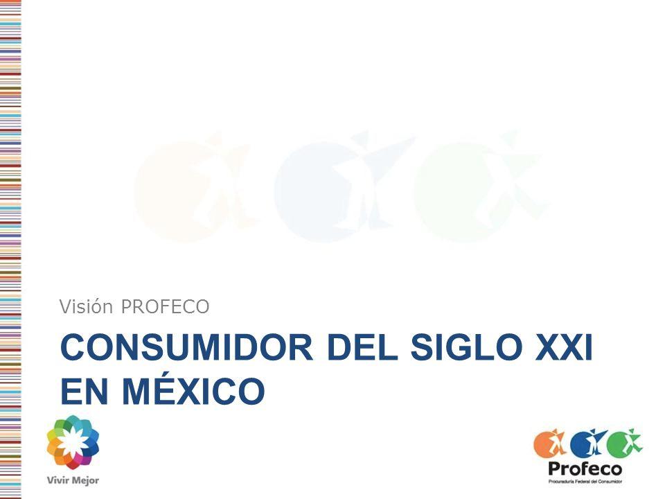 Consumidor del siglo xxi en México