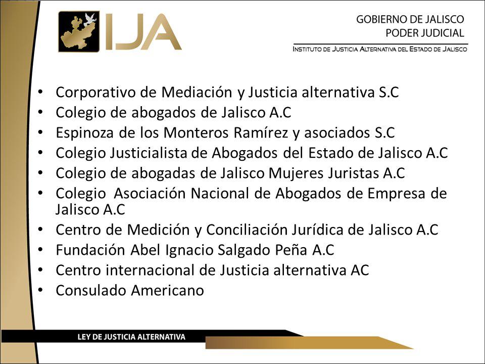 Corporativo de Mediación y Justicia alternativa S.C