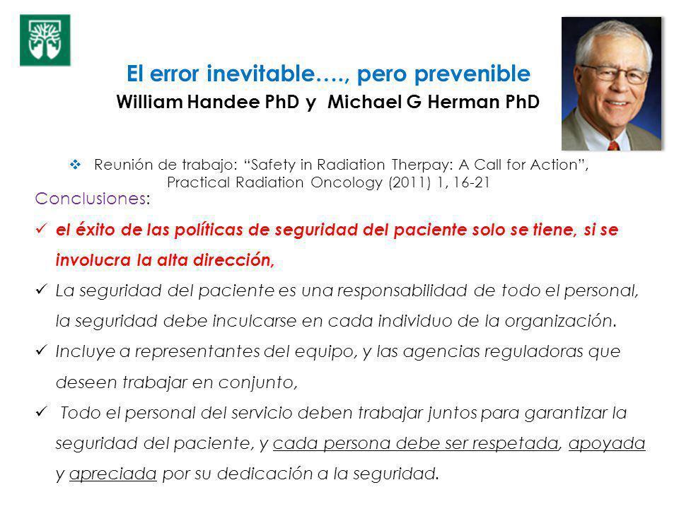 William Handee PhD y Michael G Herman PhD
