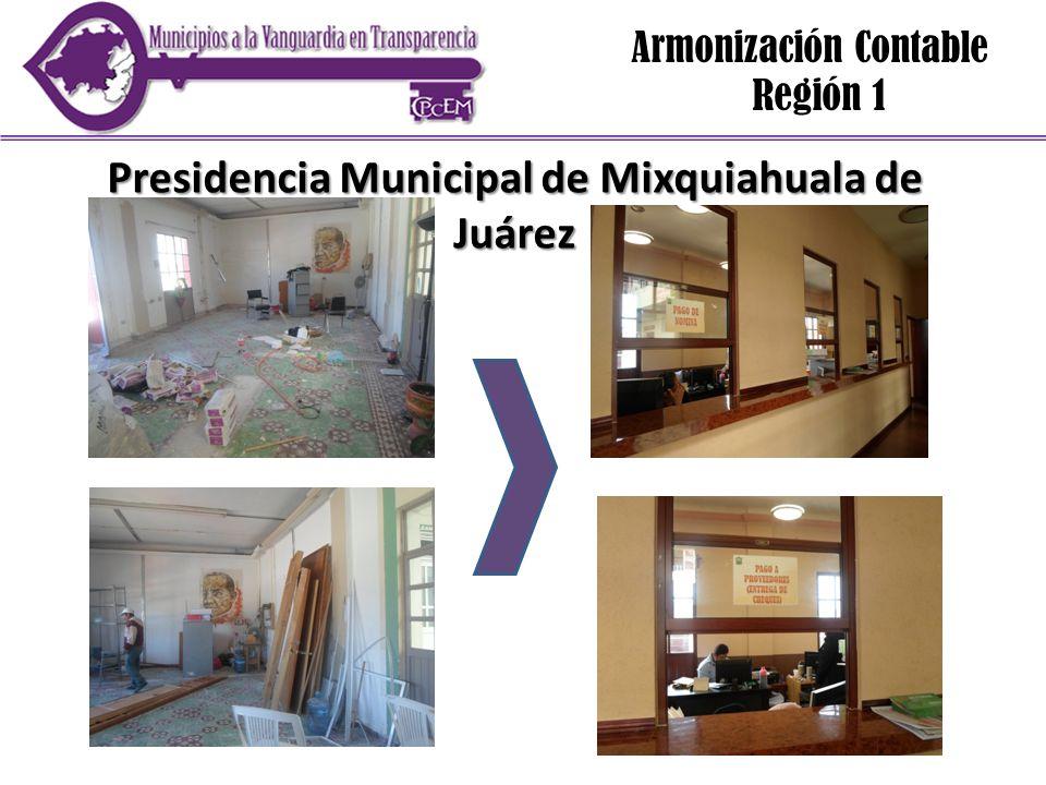 Presidencia Municipal de Mixquiahuala de Juárez