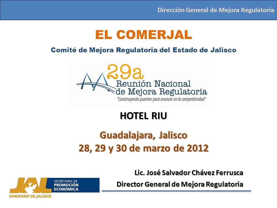 Guadalajara, Jalisco 28, 29 y 30 de marzo de 2012